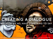 Creating a dialogue